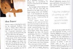 SV Magazine, second page