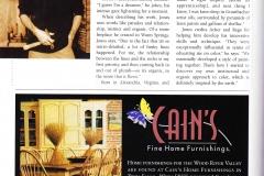 SV Magazine, fourth page